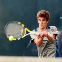 Gallery: Boys Tennis Ferndale @ Burlington-Edison